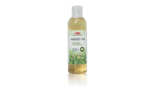 *Relax masszázsolaj 200 ml. (mandarin, ylang-ylang, citromfű) Helén